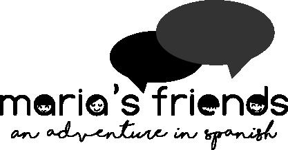 Maria's Friends logo