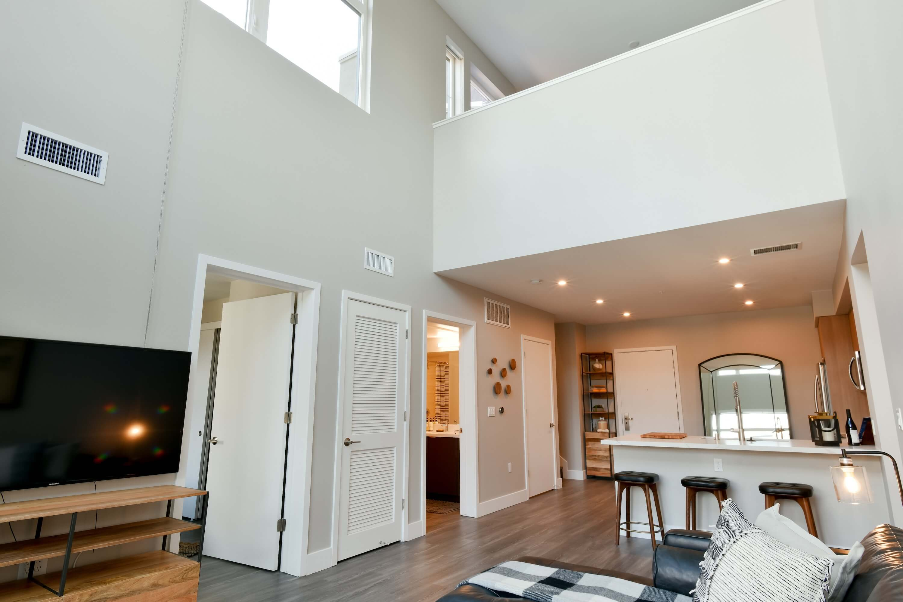 Upscale Apartment Floor Plans Fourth Street East