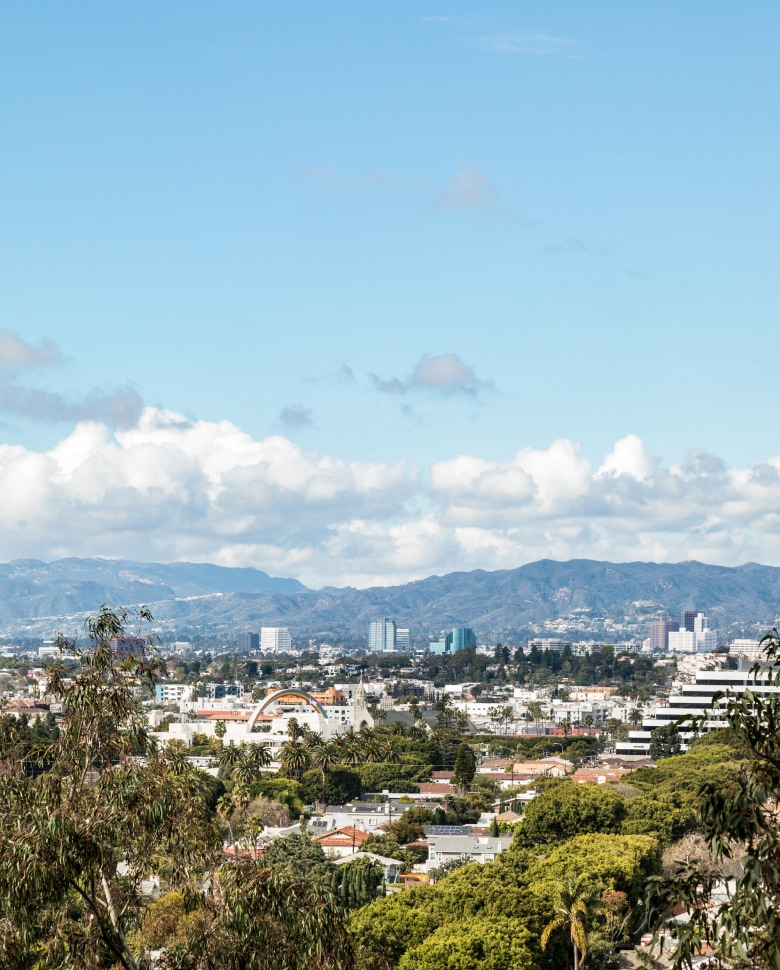 LA's next new destination to live, hang out & get inspired.