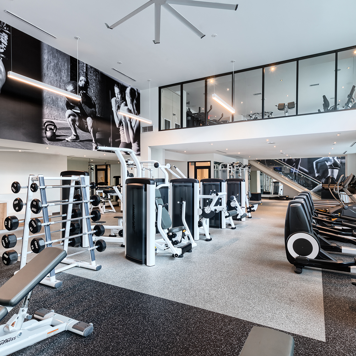 Altana Amenities - Fitness Center