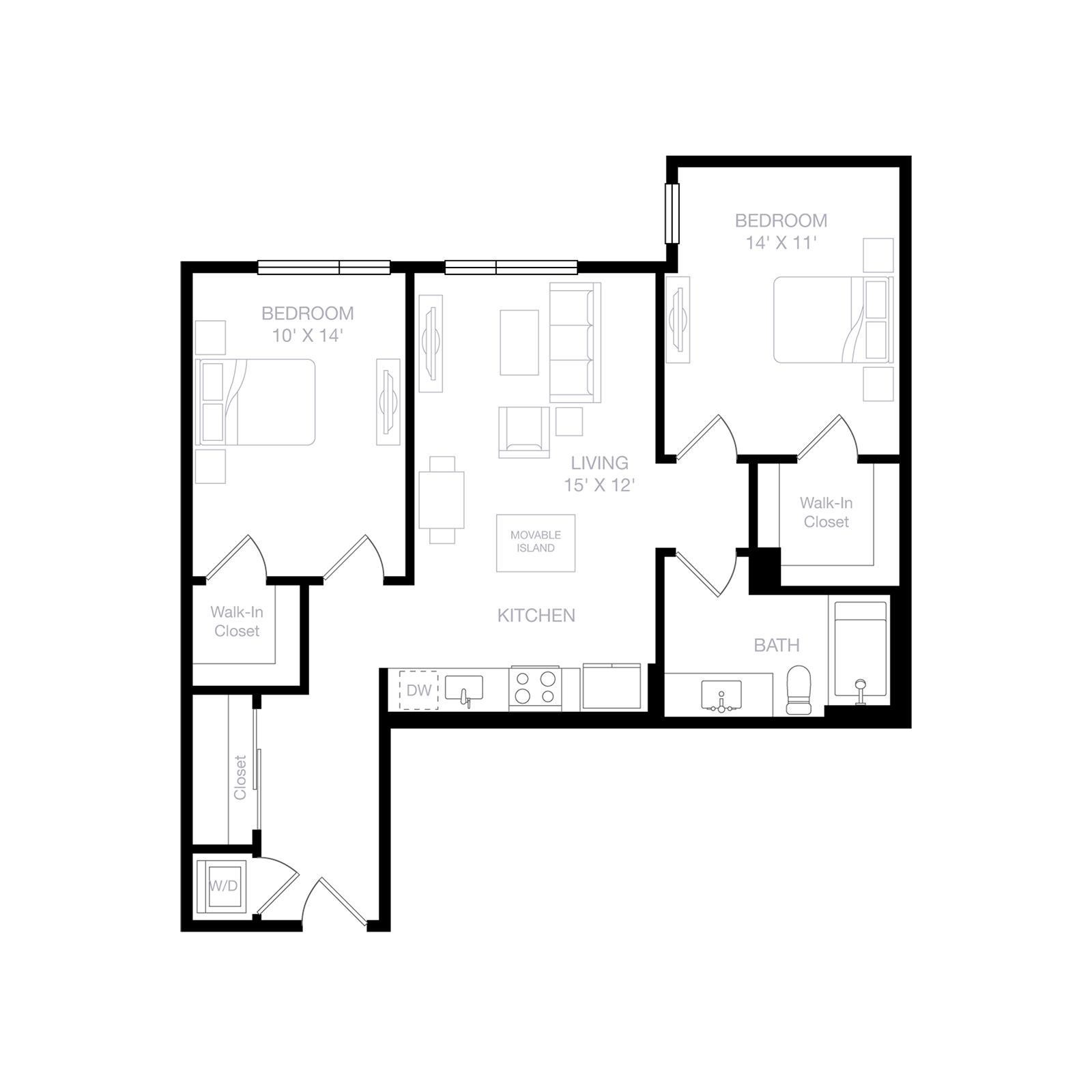 B15 diagram