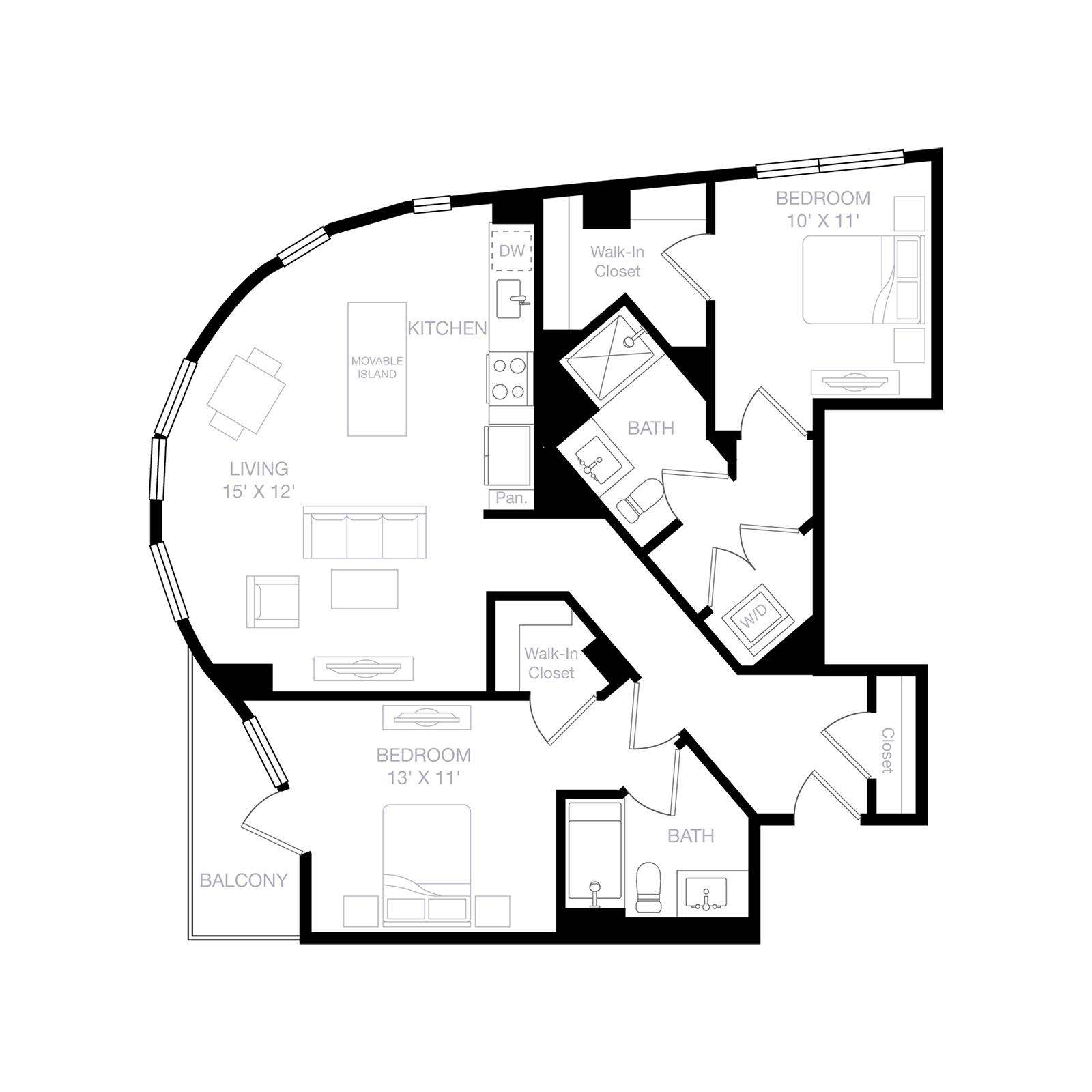 B13 diagram