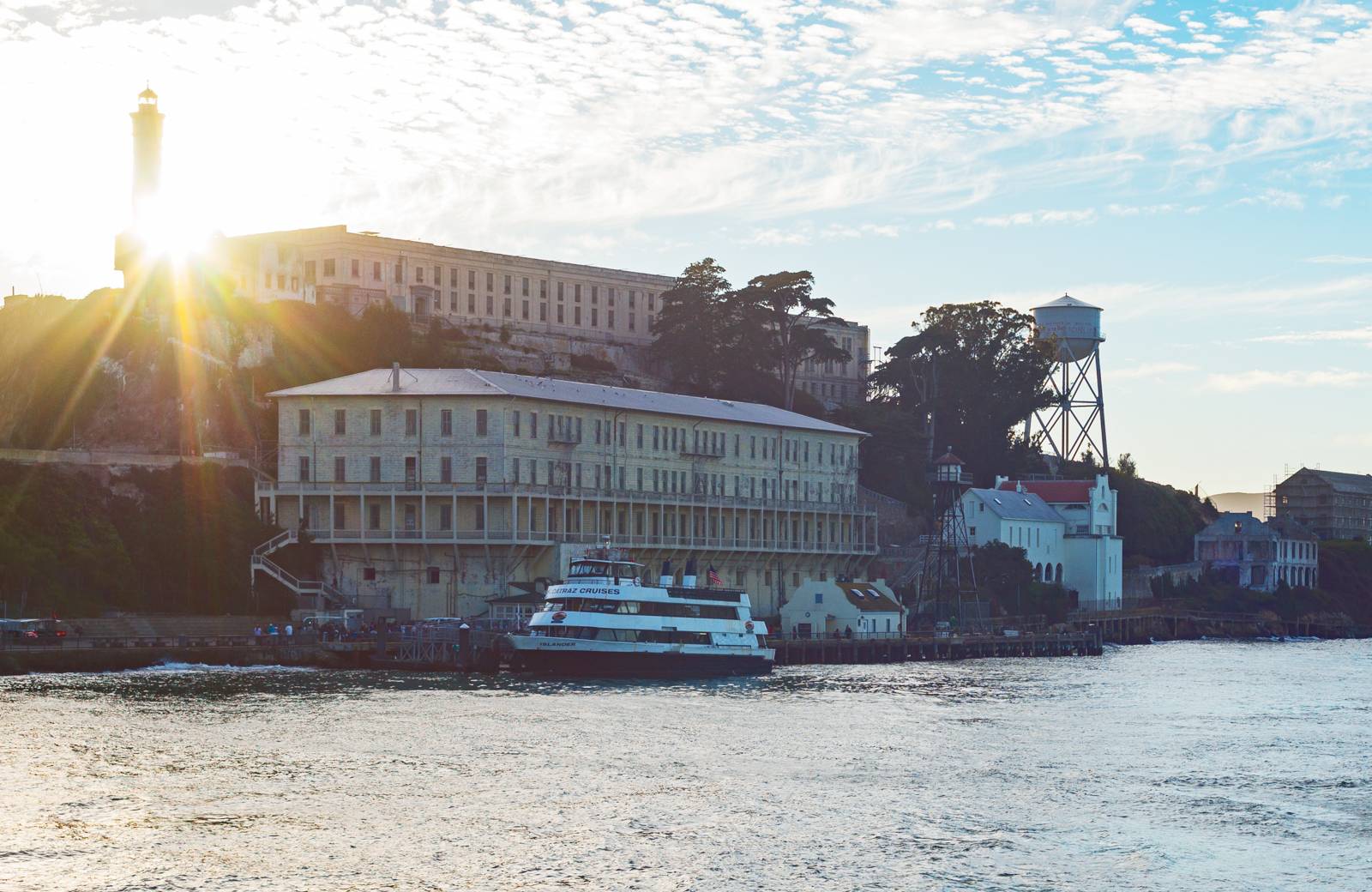 SF Bay Alcatraz - The Towers at Rincon Apartments