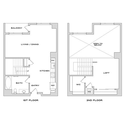 S2+Loft diagram