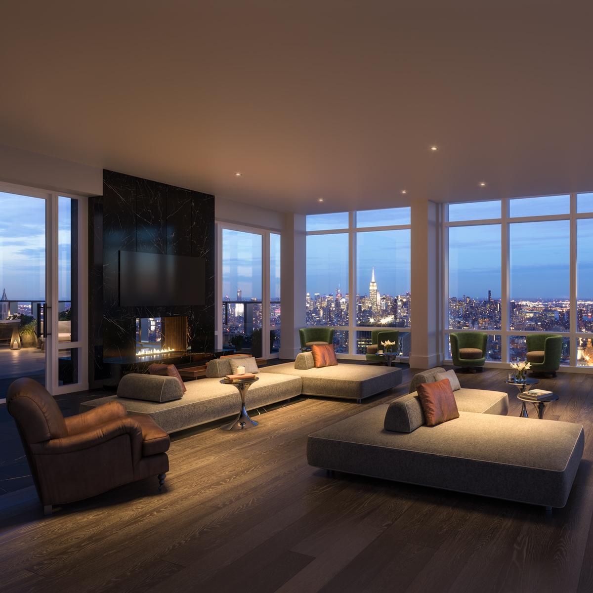 19 Dutch - sky lounge - luxury amenity