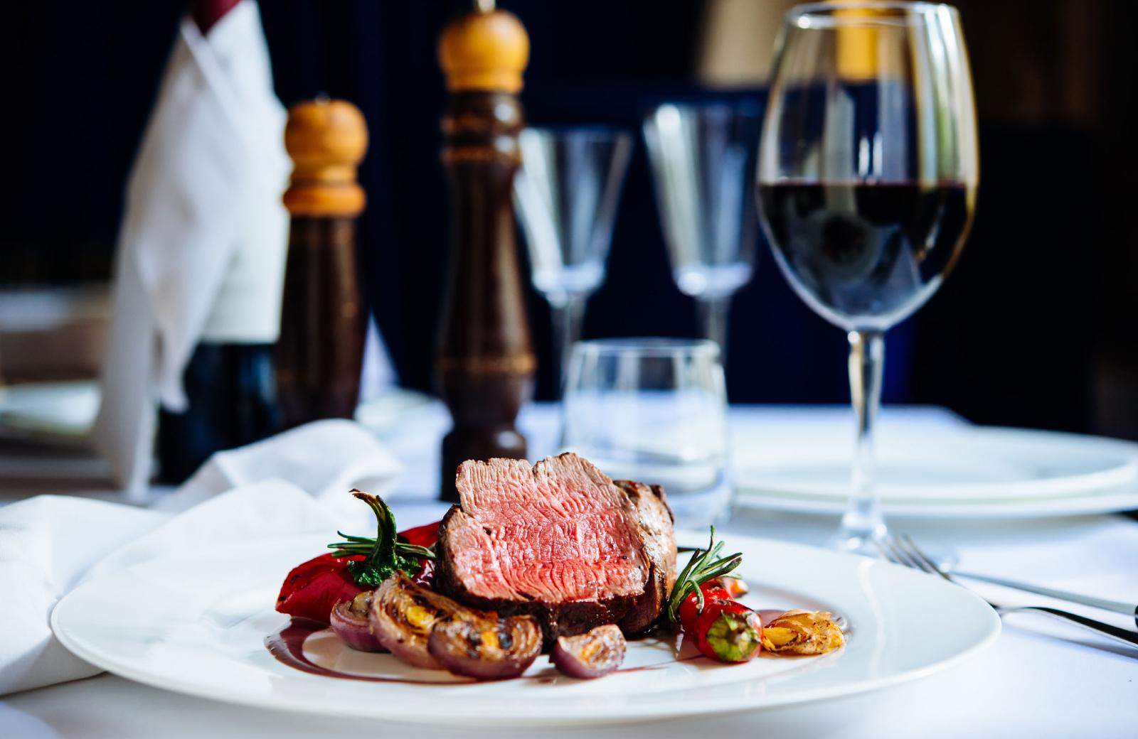 Fine Dining Restaurant - Altana Apts
