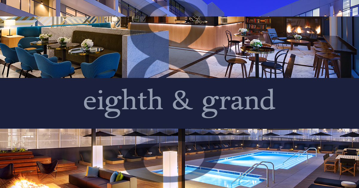 Luxury Apartments Downtown Los Angeles | Eighth & Grand