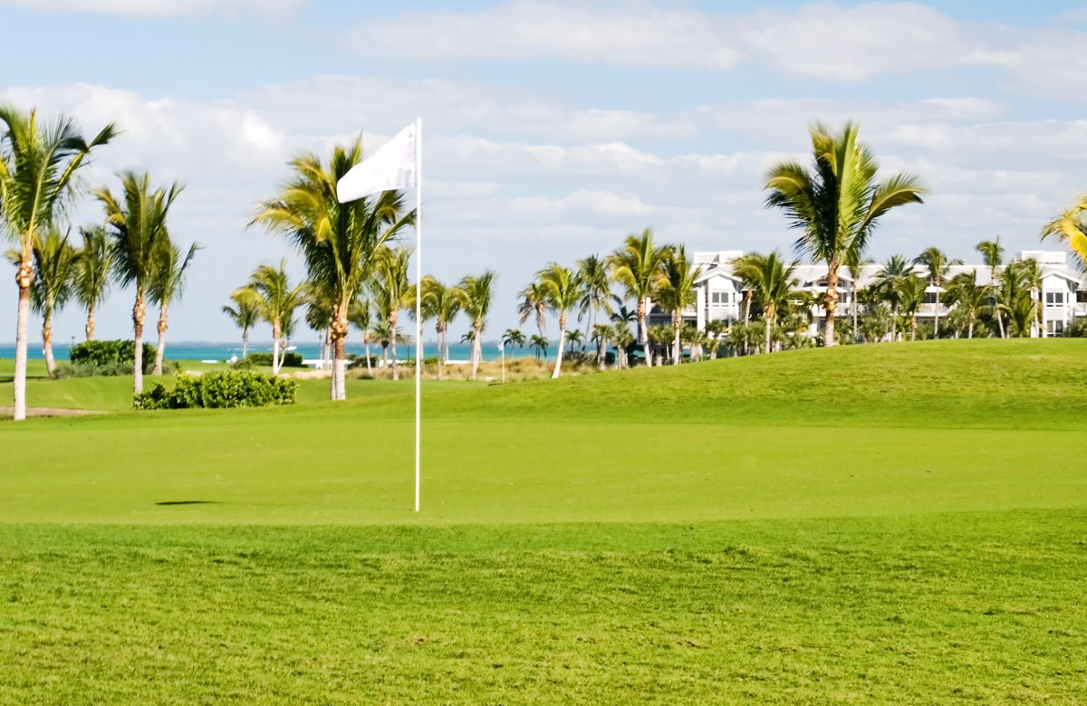 Golf Course - Ewa Beach Hawaii - West Oahu