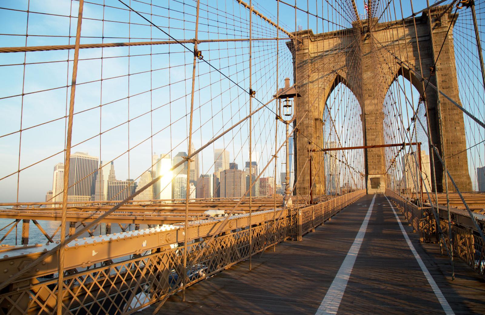 Brooklyn Bridge - Hyde Square Apts