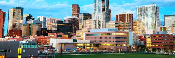 Denver Buildings - The Henry Apts