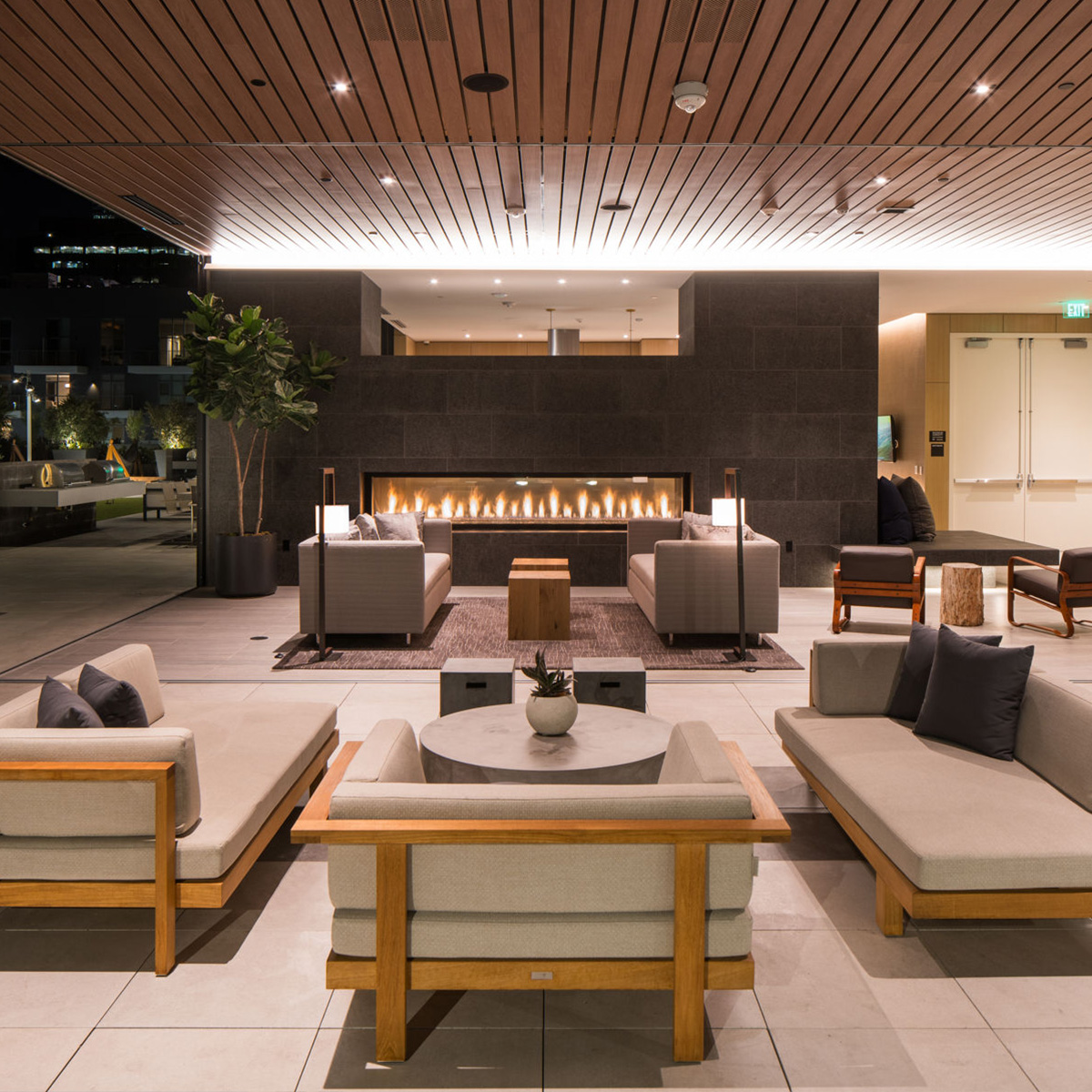 Atelier Clubroom and Lounges Image