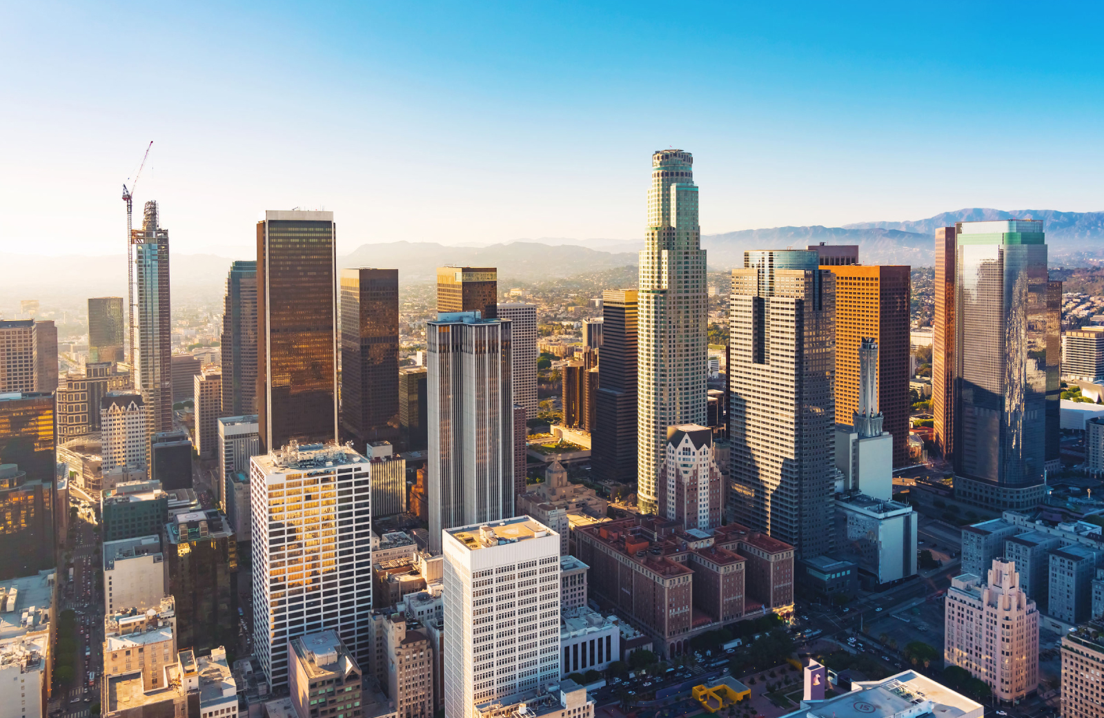 Marvel at The Best Views Of DTLA