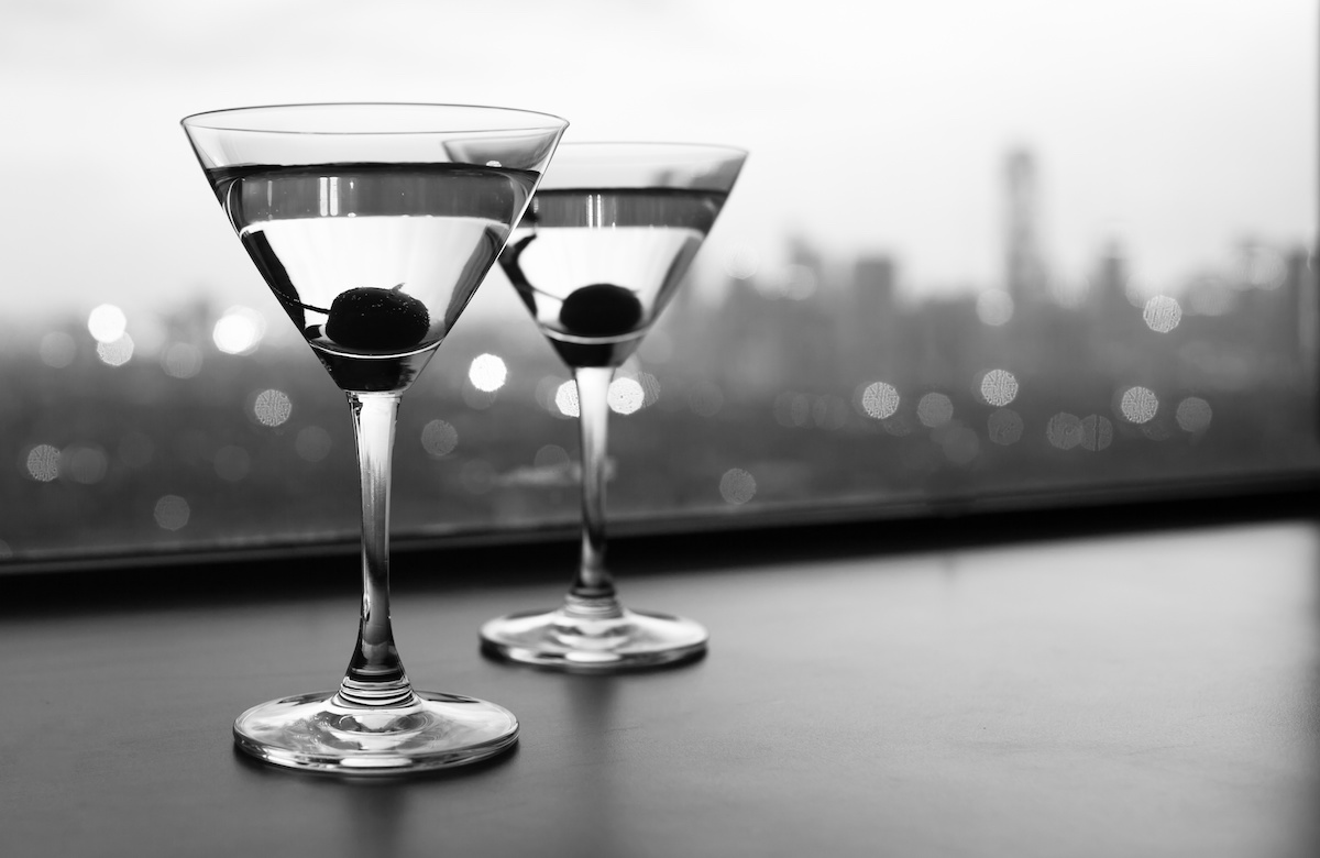Martinis and the Skyline