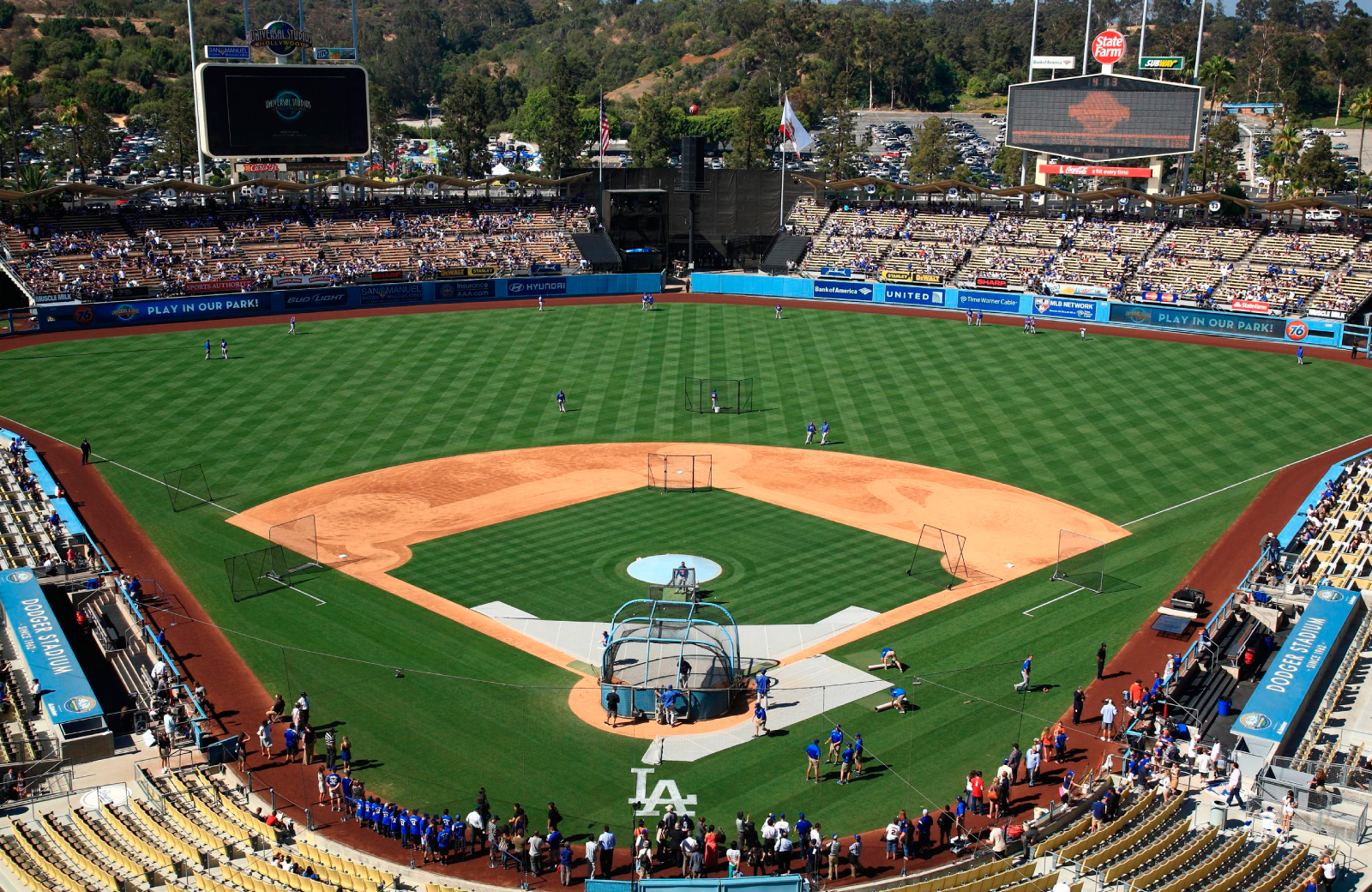 Los Angeles Dodgers Baseball - Altana Apts