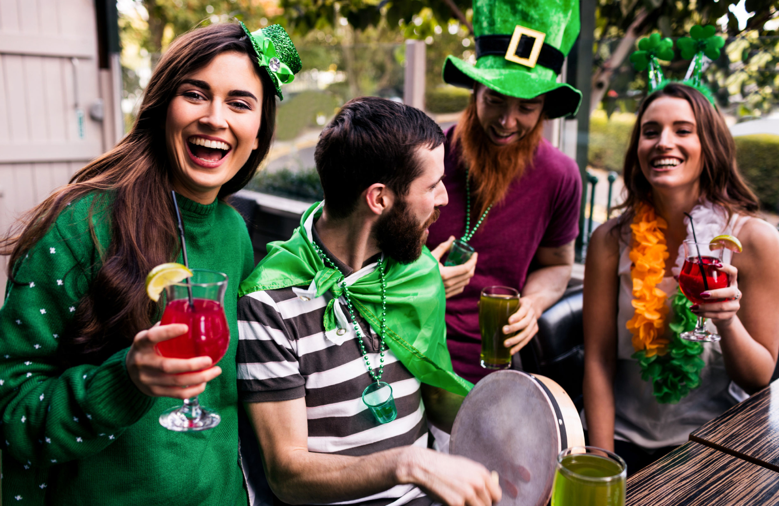 Saint Patrick's Day Brew Crawl