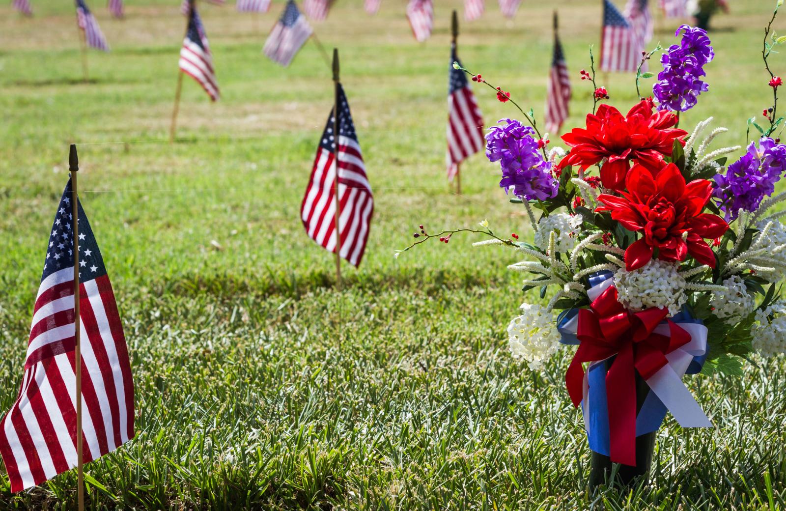 Memorial Day 2017 in Pleasanton
