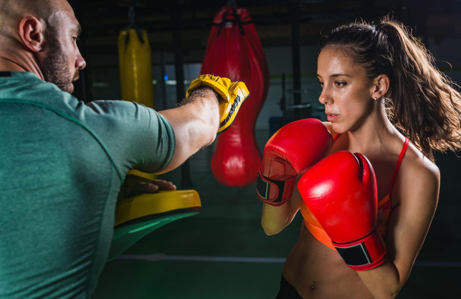 LA Boxing Classes - Alder Apartments Northridge