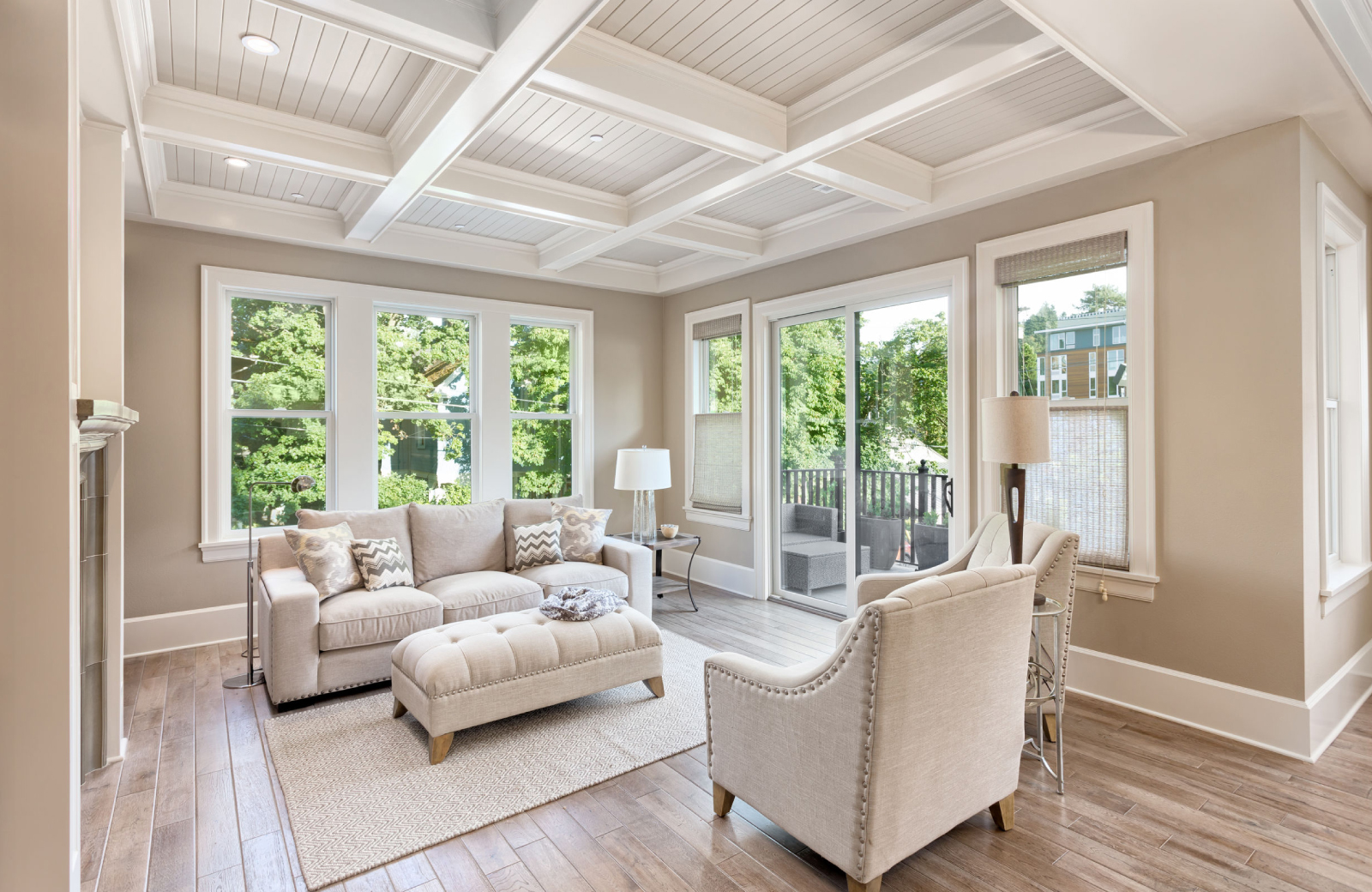 Modern Interior - Alder Apartments Northridge