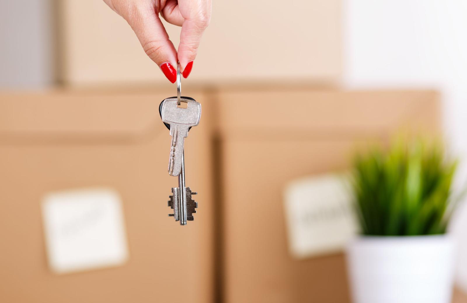 House Keys - Alder Apartments Northridge