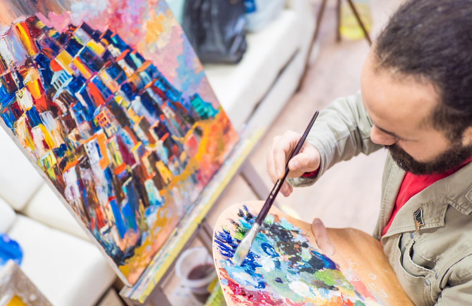 Mountain View Art Festival - The Village Residences Apts