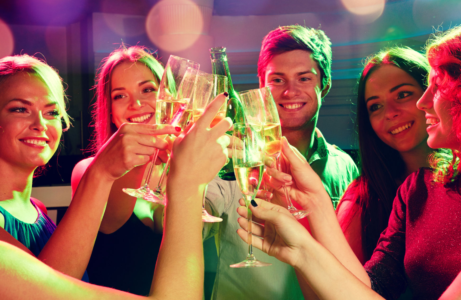 Norwalk Year's Eve Party - The Waypointe Apts