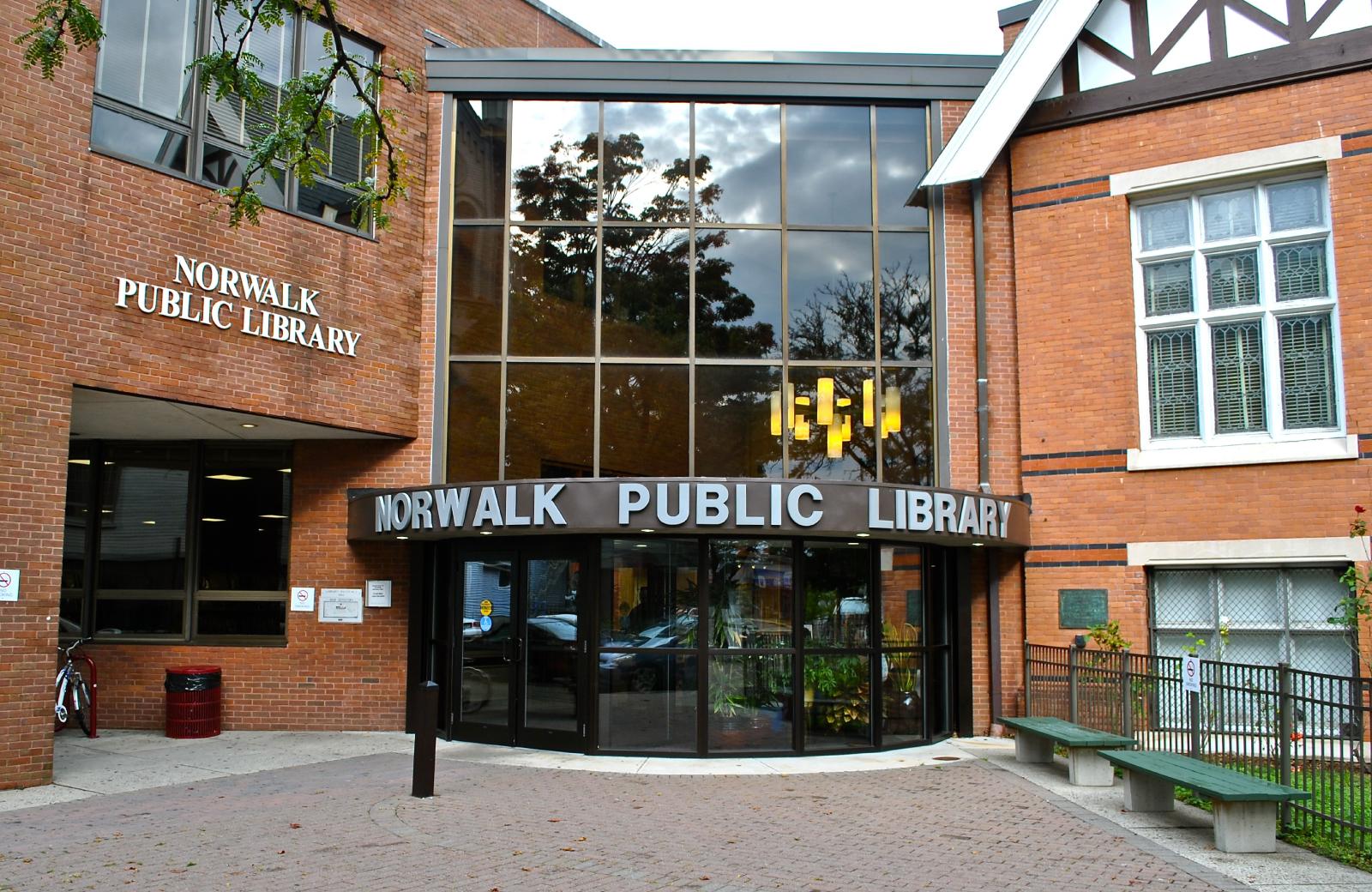 Norwalk Public Library - The Waypointe Apts