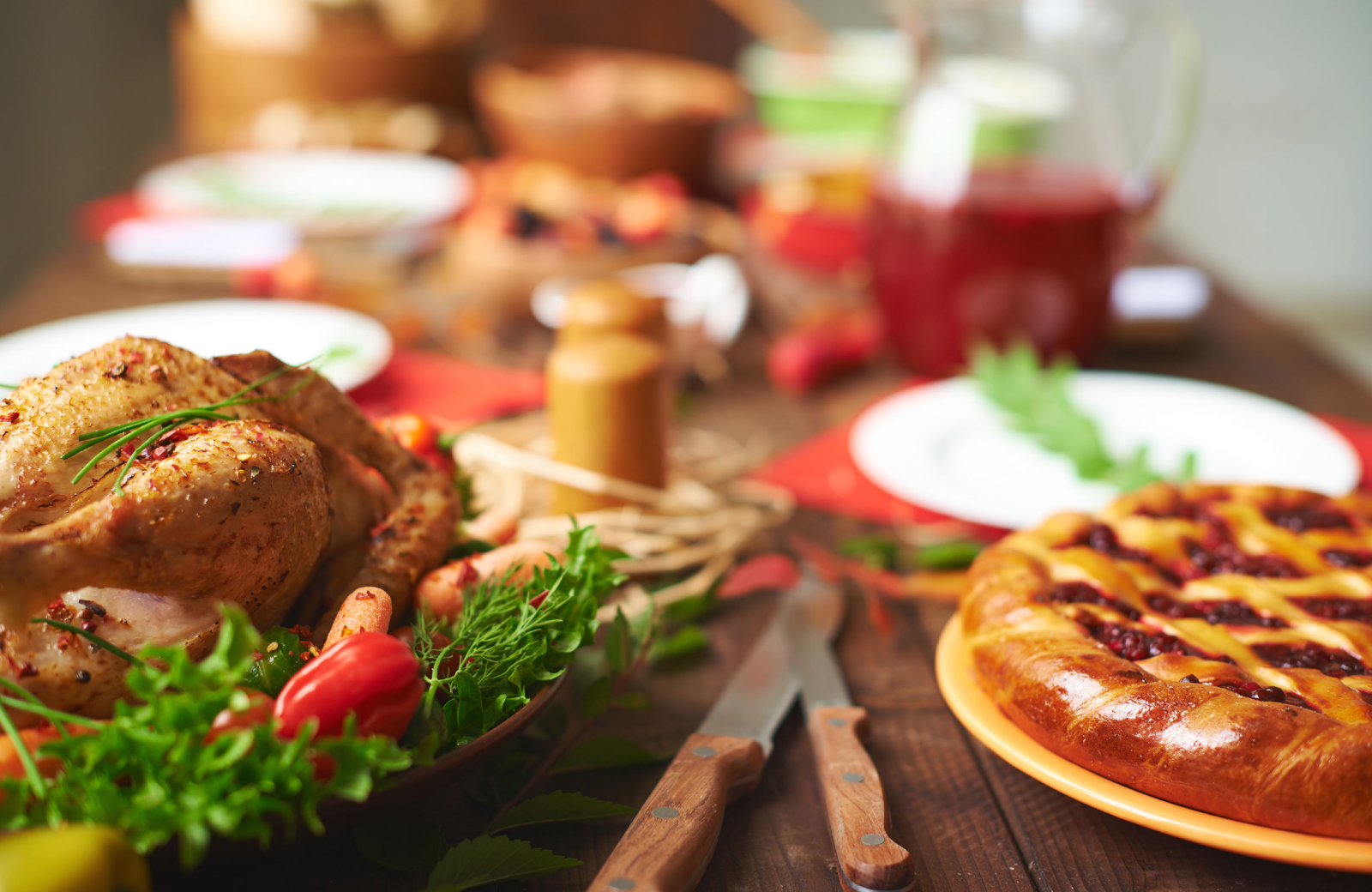 Celebrate Thanksgiving in Norwalk - The Waypointe Apts