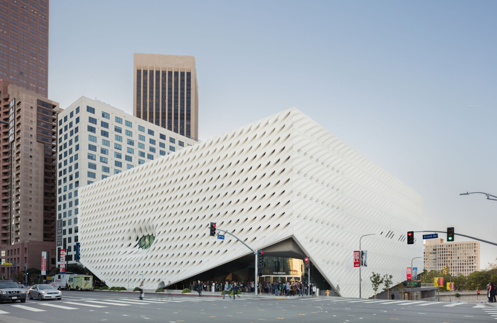 Here's How to Make the Most of Your Visit to The Broad