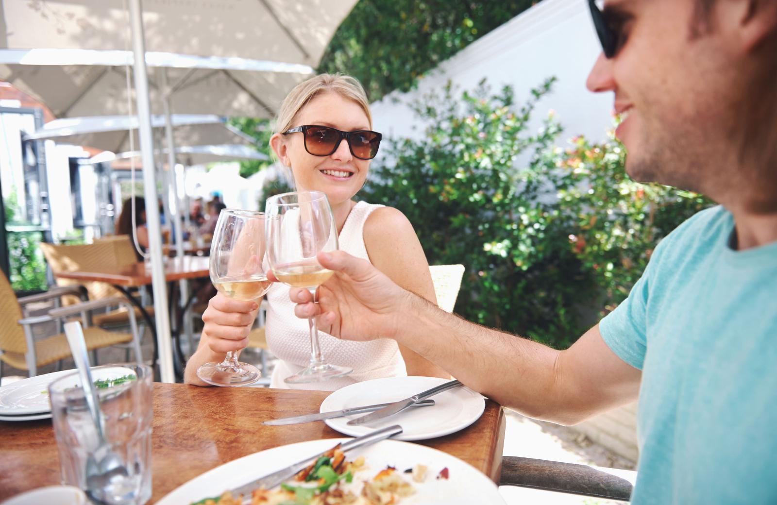 The Best Outdoor Dining in LA
