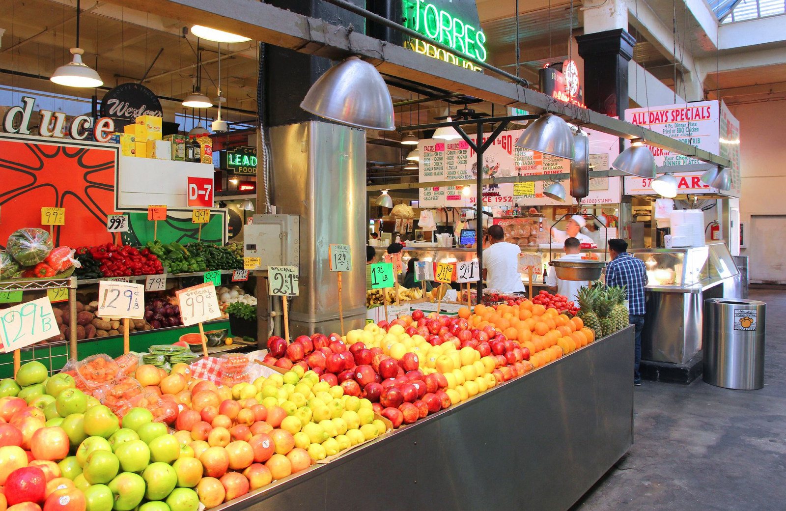 Eight and Grand - Grand Central Market