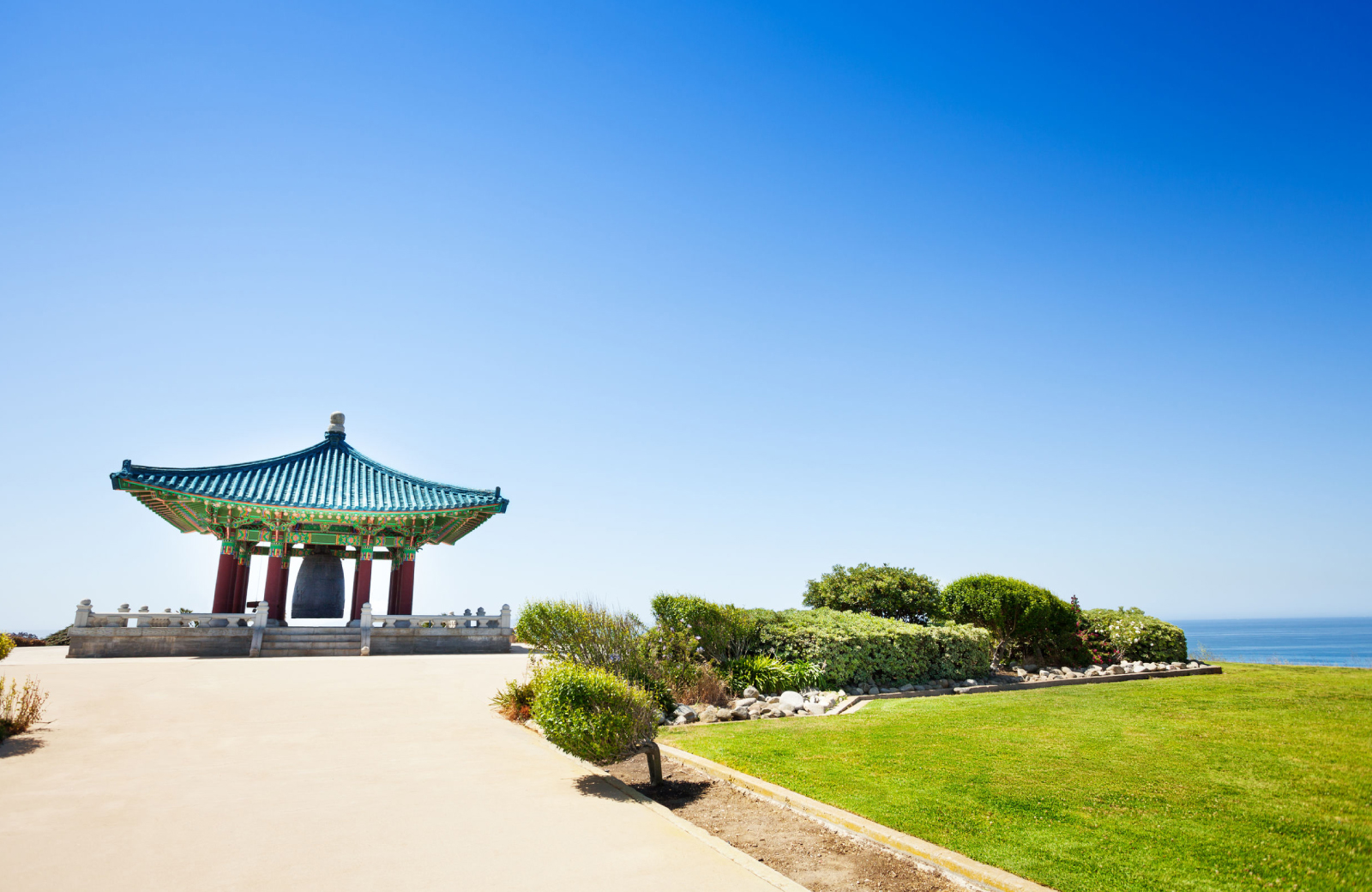korean bell of friendship - The Vue