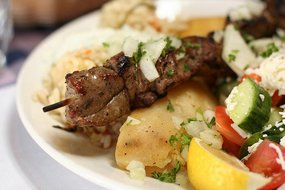 Norwalk Greek Restaurants - The Waypointe Apts