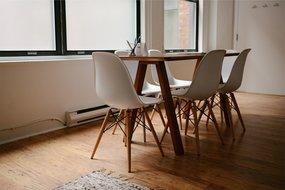 Organized apartment