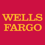 red and yellow square wells fargo logo
