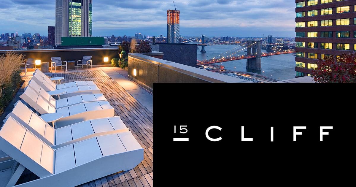 15 Cliff - Manhattan, NY