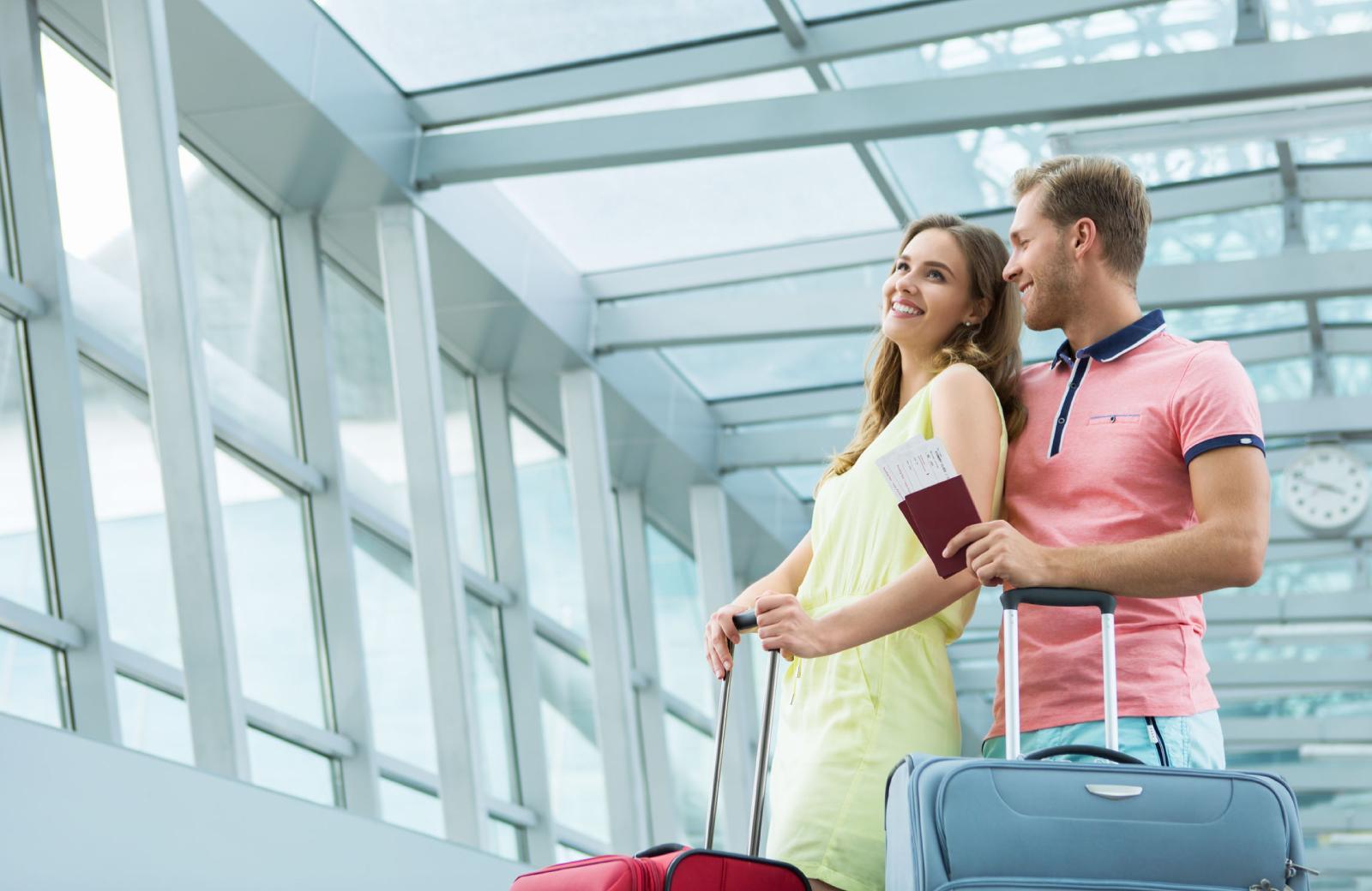 couple on travel