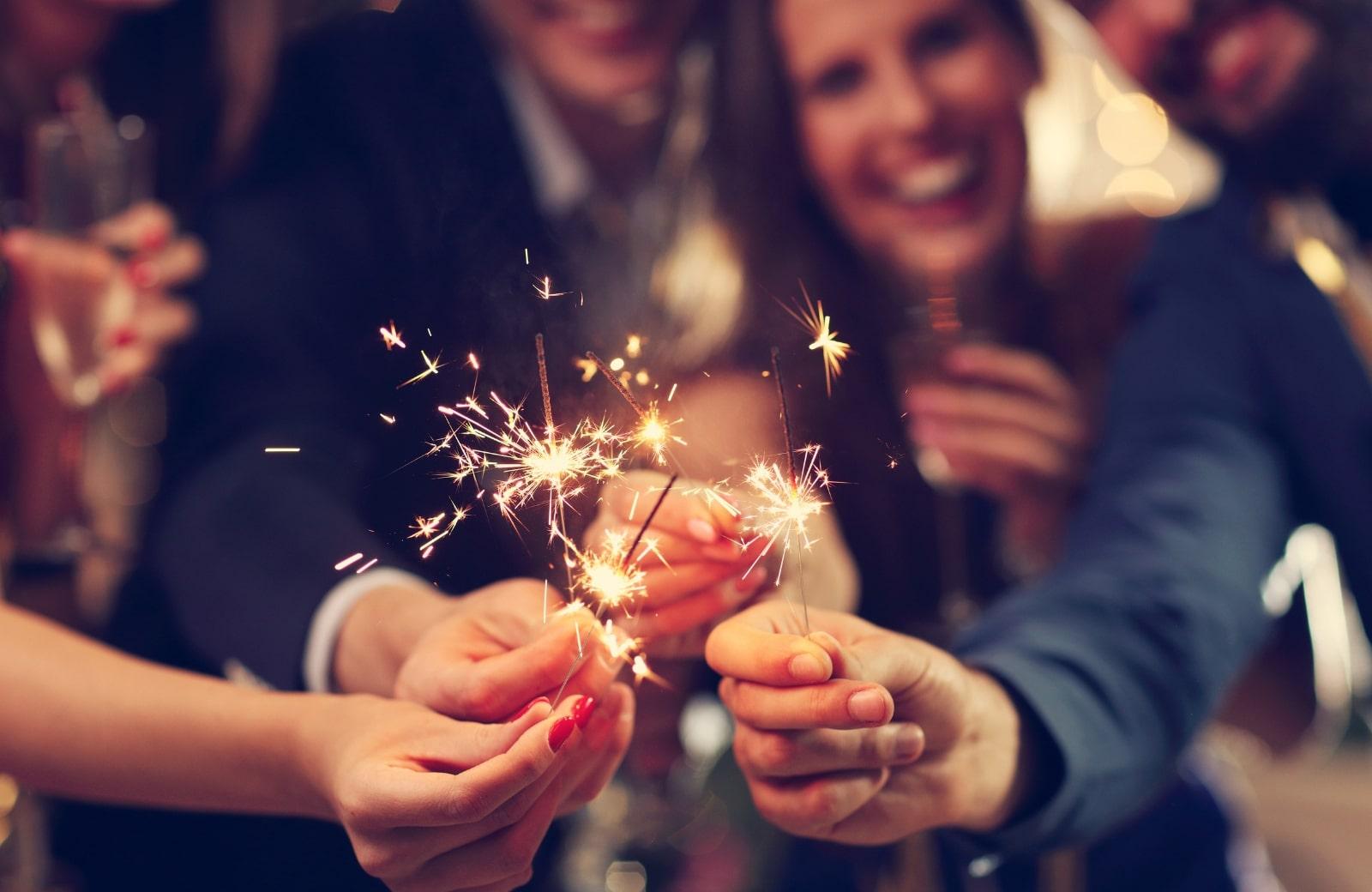 new years Eve celebration