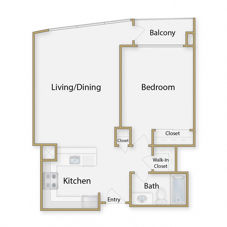 Browse Luxury Apartment Floor Plans