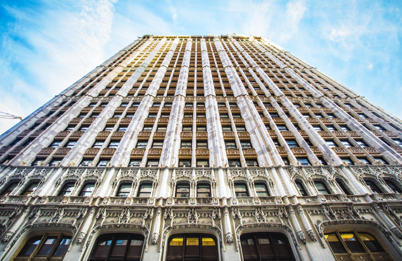 woolworth building in ny