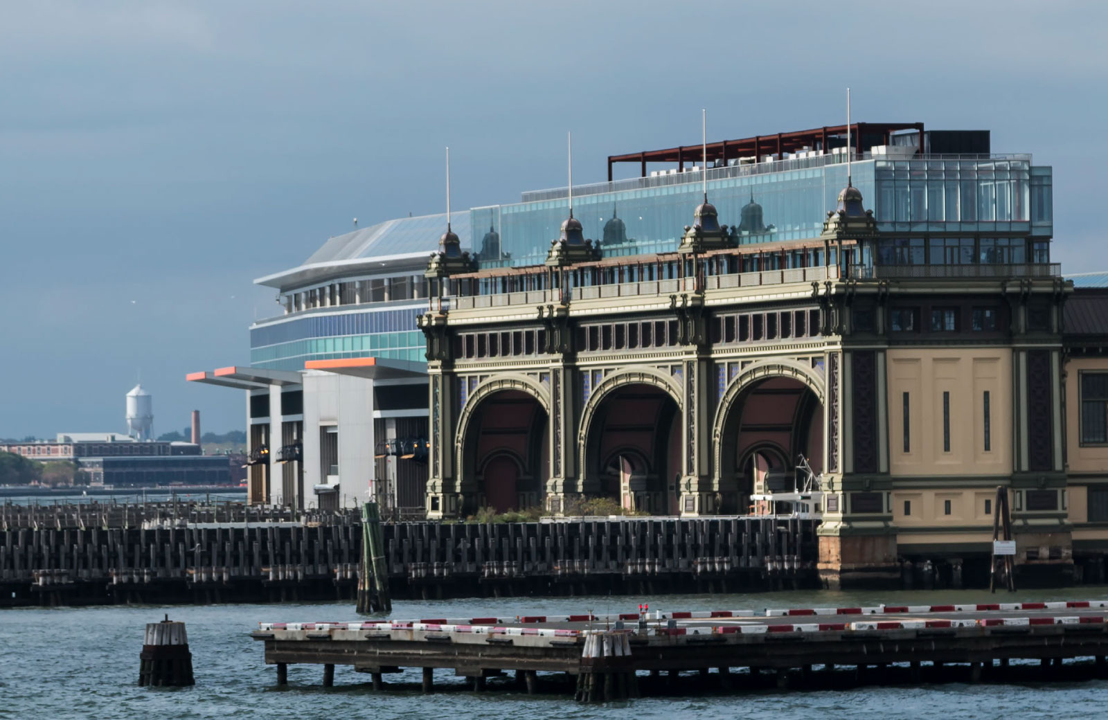 battery maritime building