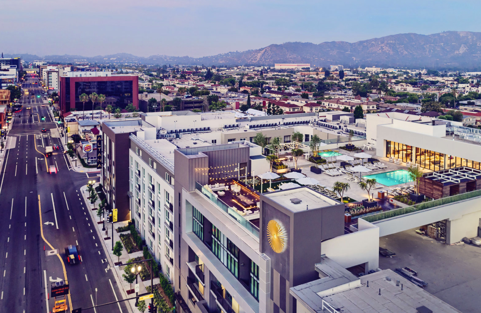 Glendale Downtown Image - Altana Apts