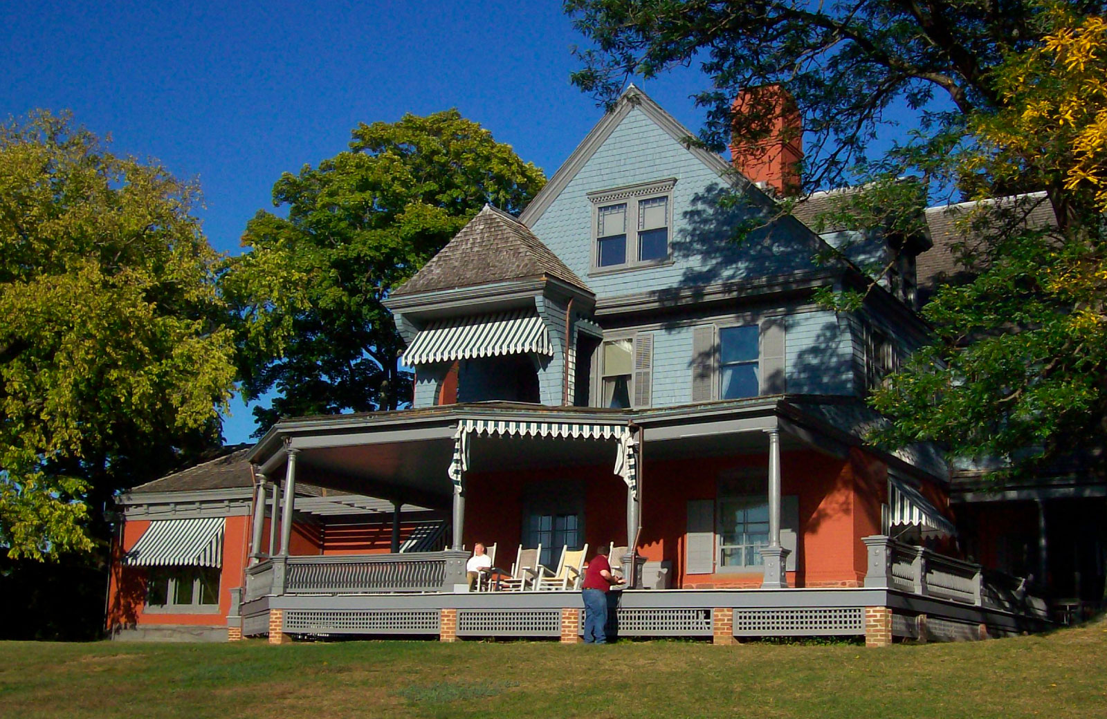 house in Sagamore Hill