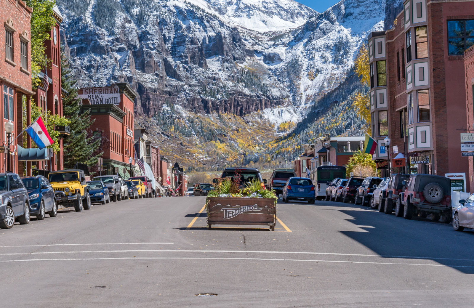 colorado ski town