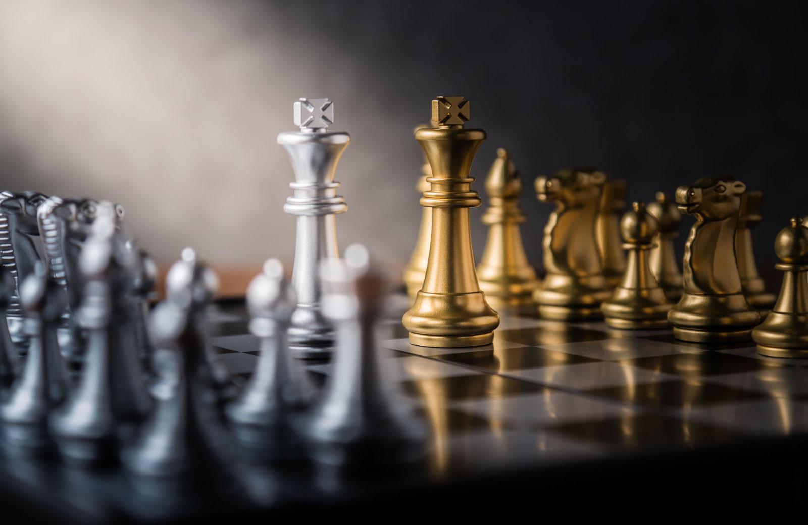 luxury chess board